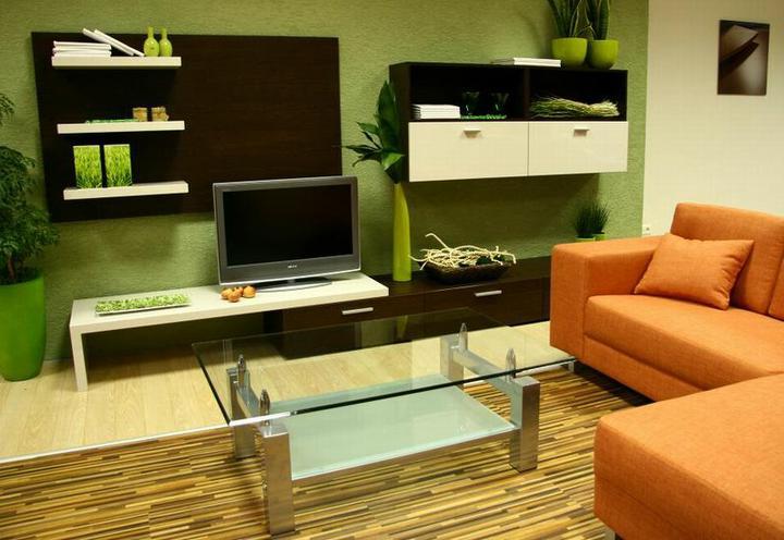 Interier I - Obývacie izby a sedacie súpravy - Obrázok č. 16