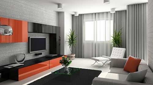 Interier I - Obývacie izby a sedacie súpravy - Neviem sa rozhodnúť či takéto okno do obývačky alebo francúzske...