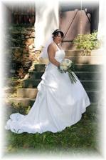 sama nevěsta