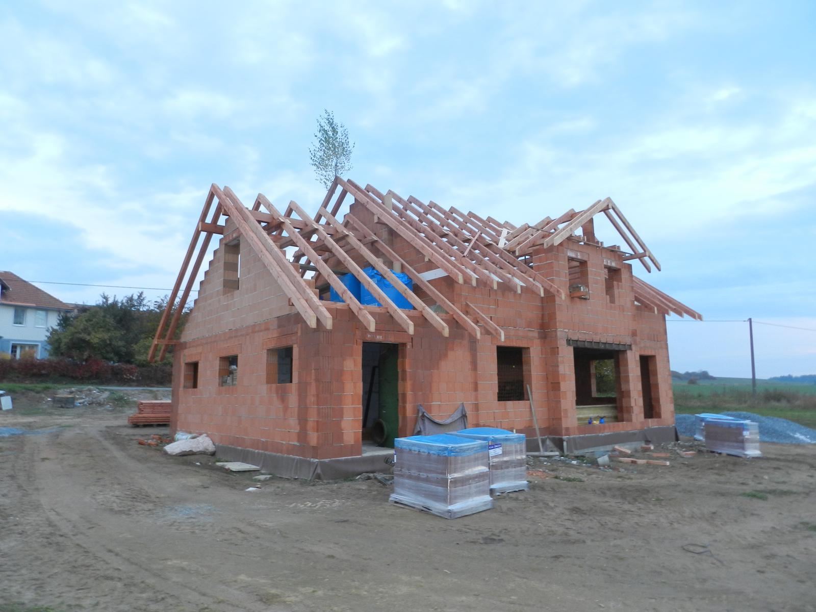 Cena střechy 200m2