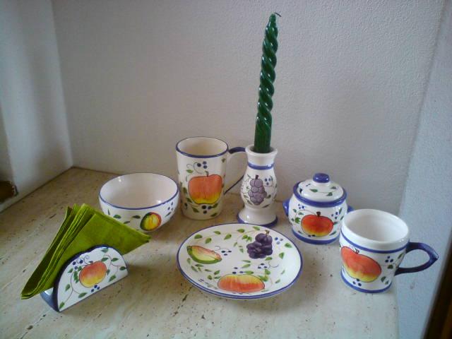 Sada na ranajky z keramiky - Obrázok č. 2