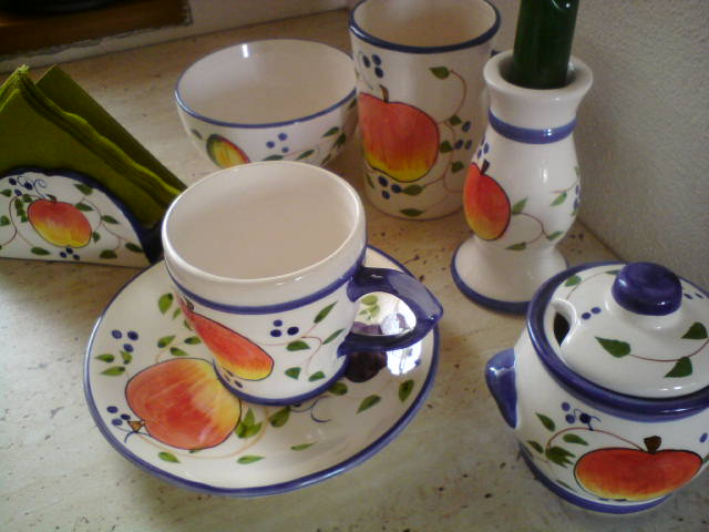 Sada na ranajky z keramiky - Obrázok č. 3