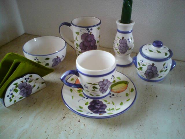 Sada na ranajky z keramiky - Obrázok č. 4