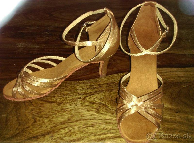 Tanečné topánky - Obrázok č. 1