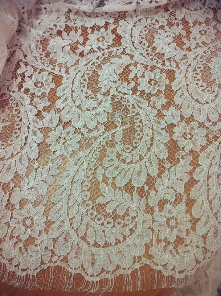 3 D Látky, aplikácie na svadobné šaty prípadne na iné dozdobenie - Obrázok č. 7