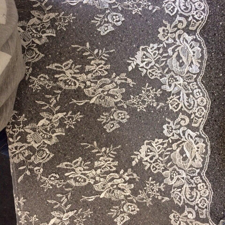3 D Látky, aplikácie na svadobné šaty prípadne na iné dozdobenie - Obrázok č. 20