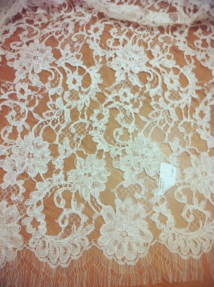 3 D Látky, aplikácie na svadobné šaty prípadne na iné dozdobenie - Obrázok č. 28