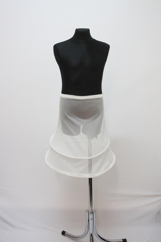 detská kruhová spodnička na 4roky - Obrázok č. 1