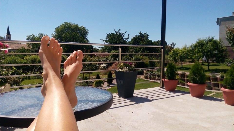 Naša záhrada - sobotňajší relax