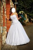 Svatební šaty 38-42, 41