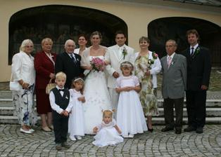 S rodinami