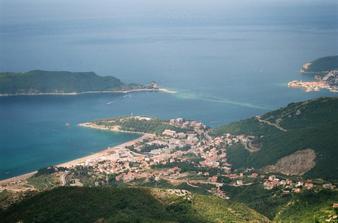 poziadal ma o ruku na dovolenke v Ciernej Hore