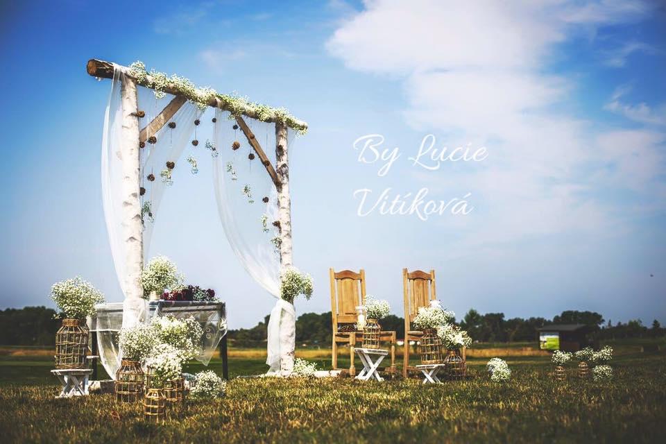 Červená svatební kytice - Obrázek č. 6