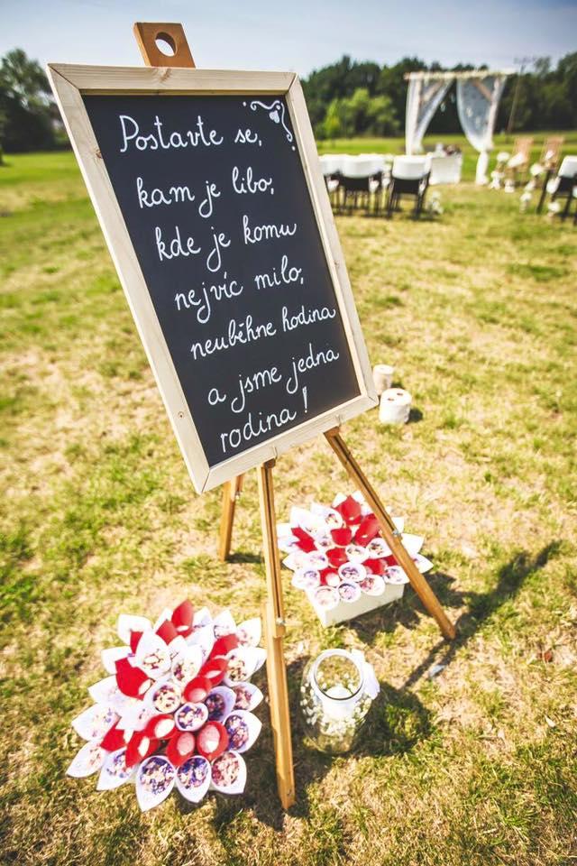 Červená svatební kytice - Obrázek č. 4
