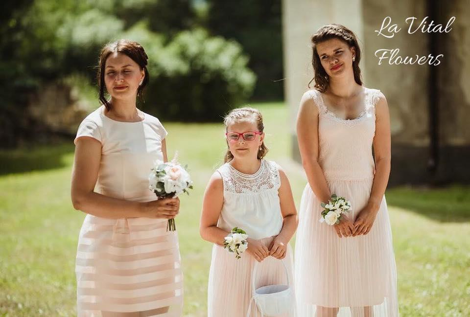 Svatba La Vital Flowers Martin a Zuzka Fara Dubenec - Obrázek č. 9