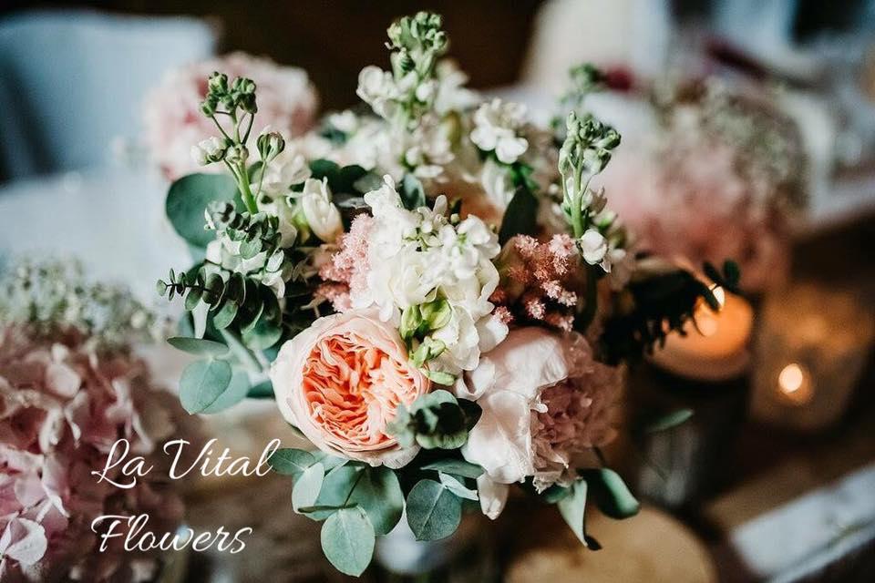 Svatba La Vital Flowers Martin a Zuzka Fara Dubenec - Obrázek č. 16