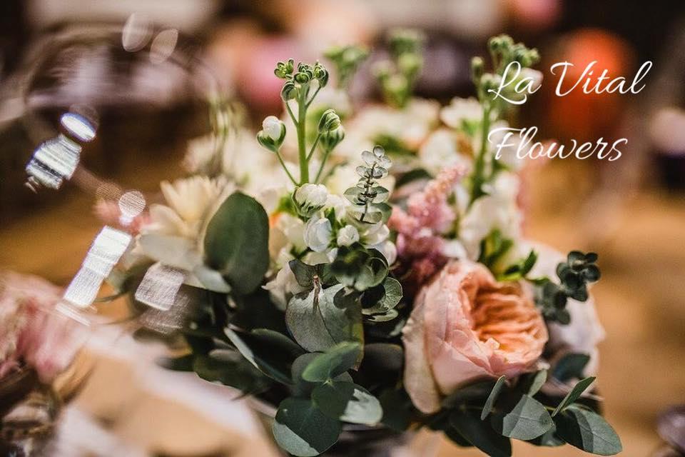 Svatba La Vital Flowers Martin a Zuzka Fara Dubenec - Obrázek č. 18