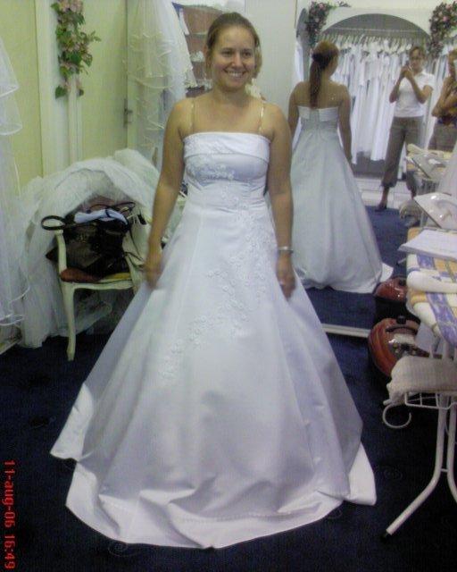Moje prípravy ET - šaty 3