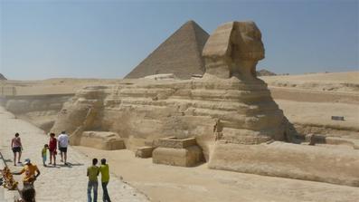 EGYPT-naše úžasná svatební cesta