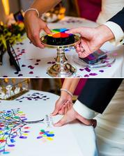 Skvělý nápad, když bude na svatbě i hodně dětí