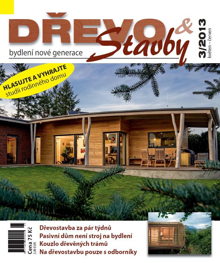 Časopisy o bydlení, stavění,... - Obrázek č. 3