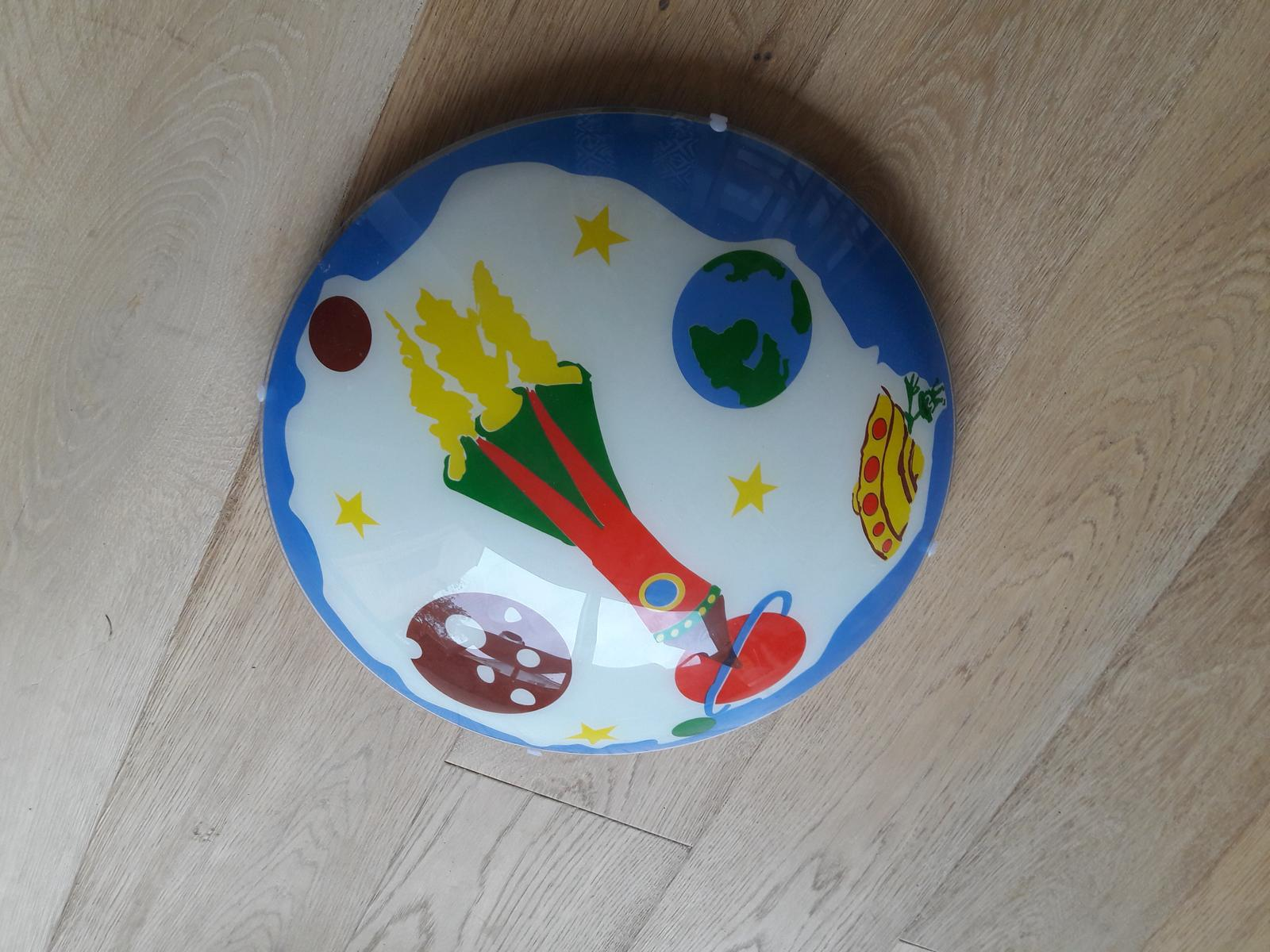 Dětský lustr - Obrázek č. 1