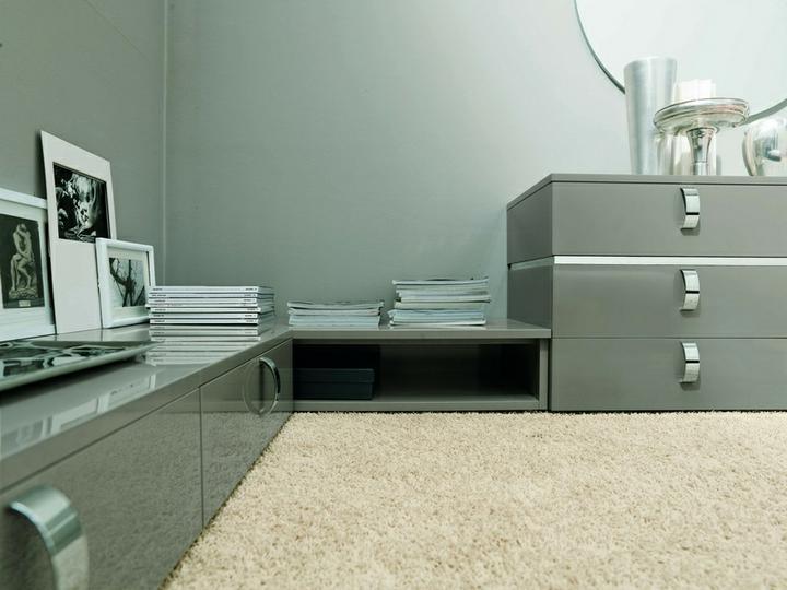 Pre mňa úžasná kombinácia dreva a šedej farby - Obrázok č. 8