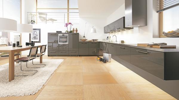 Pre mňa úžasná kombinácia dreva a šedej farby - Obrázok č. 85
