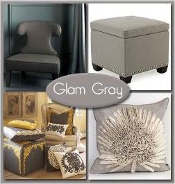Dijonska =o)) - žltá so šedou vyzerá luxusne...