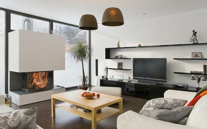 Pre mňa úžasná kombinácia dreva a šedej farby - Obrázok č. 112