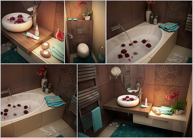 Kúpelne - všetko čo sa mi podarilo nazbierať počas vyberania - Obrázok č. 108