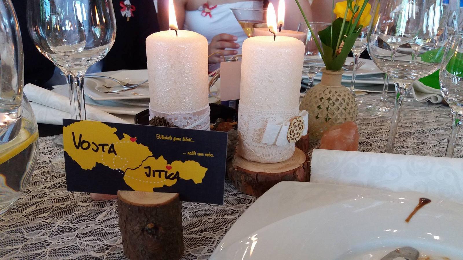 Krajka / čipka na ozdobu stola,štóla,stuha,organza - Obrázok č. 1