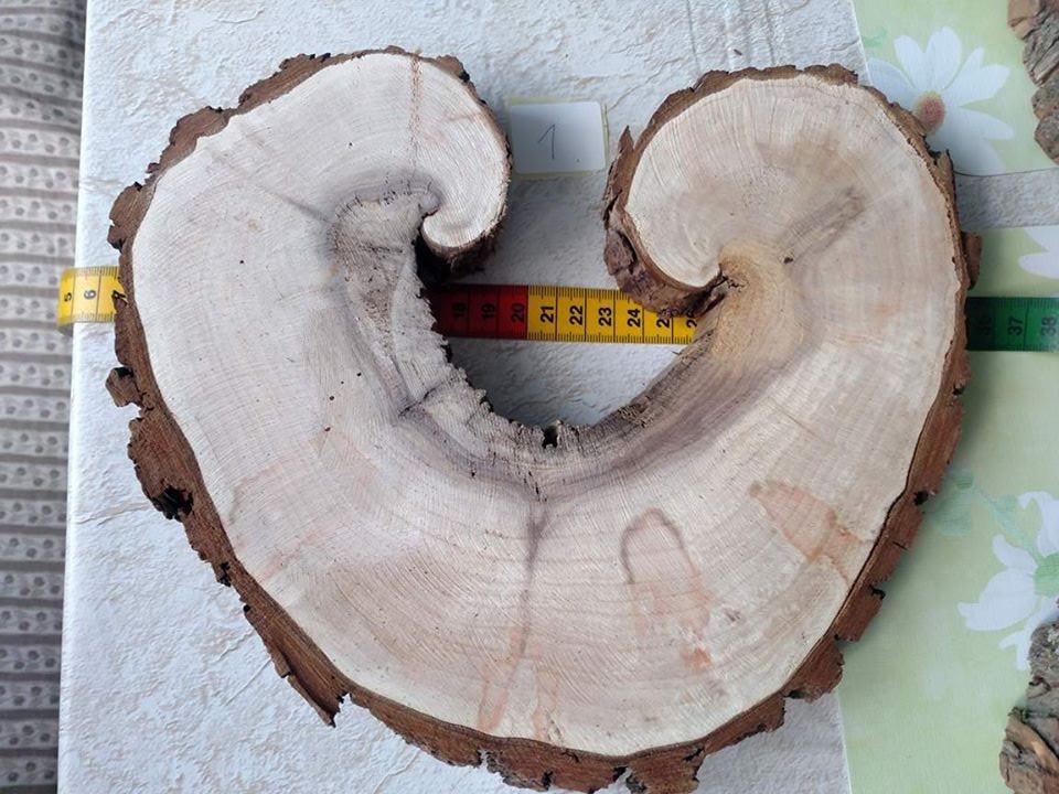 Podstavce pod sviecky,misky,vazy, tvar srdce - Obrázok č. 3