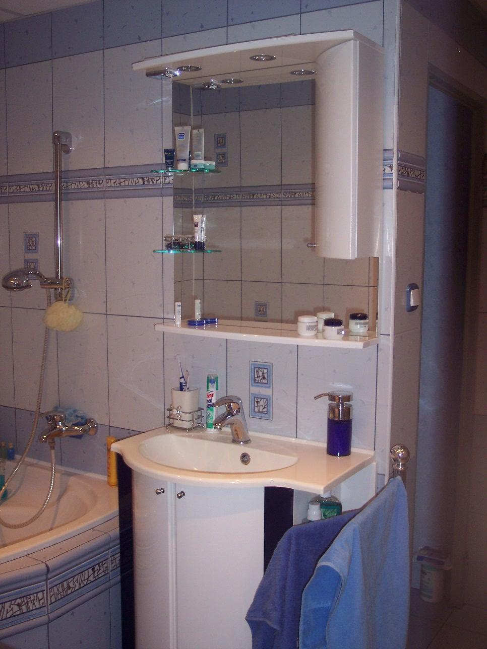 Přestavba panelákového bytu z r. 2005 - Obrázek č. 13
