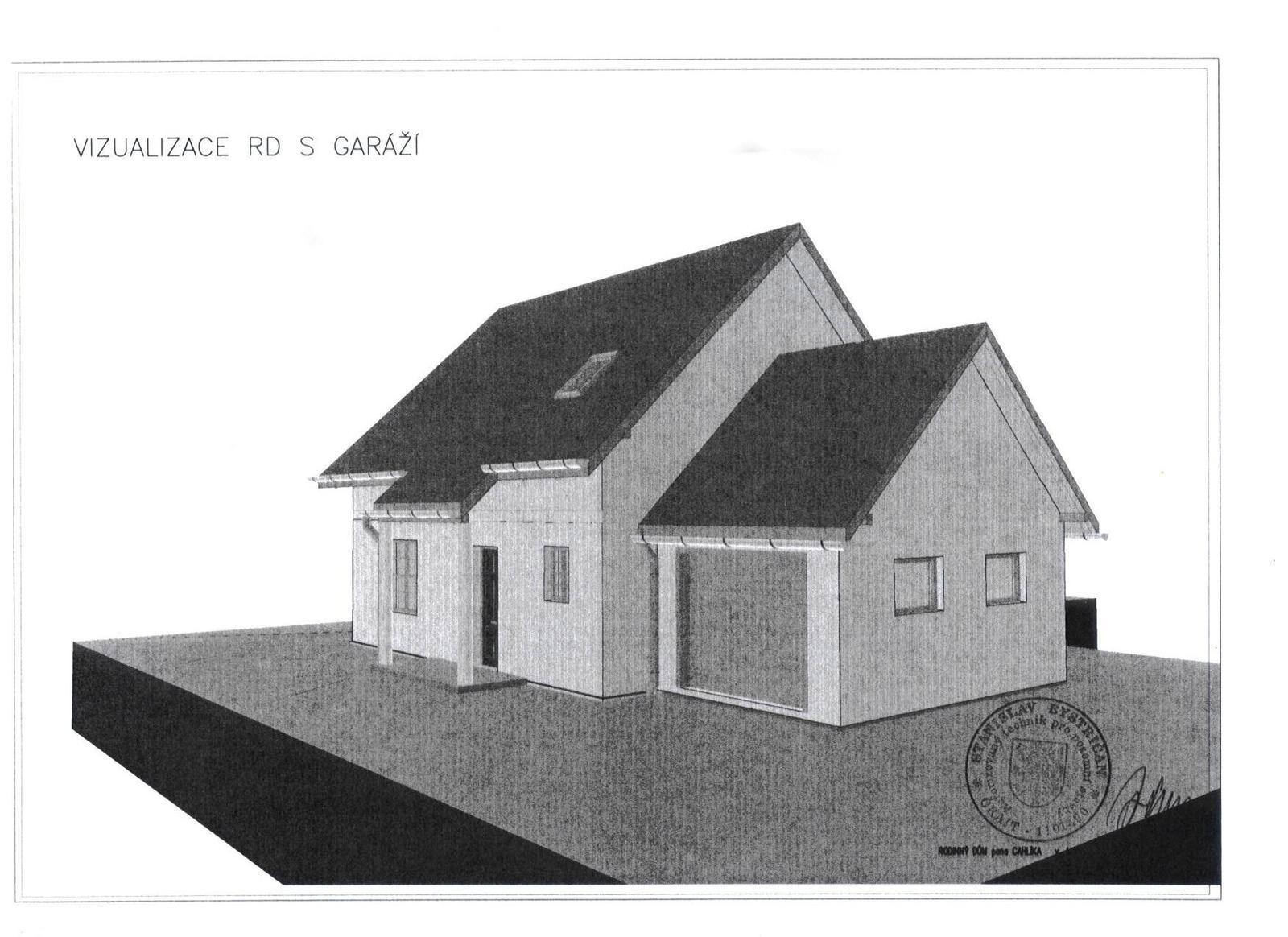 Můj domek svépomocí za 1,3 miliónu - Obrázek č. 4