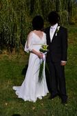 Jednoduche svadobne saty, 38