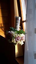 Svatební kytice. Usušit nebo neusušit?