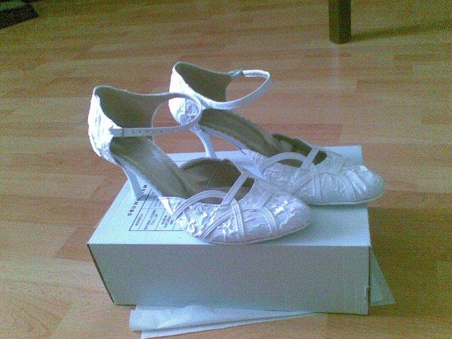 Ako by som to chcela :-) - moje topánočky