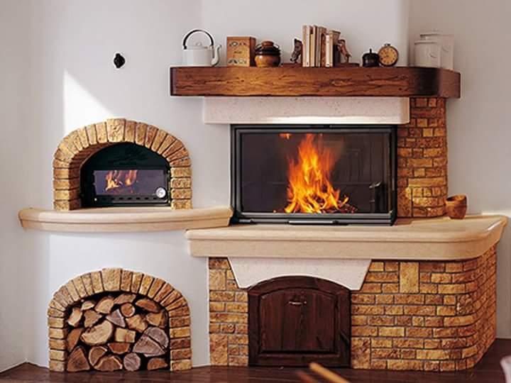 Piecky, pece a oheň v krbe :-) - Obrázok č. 27