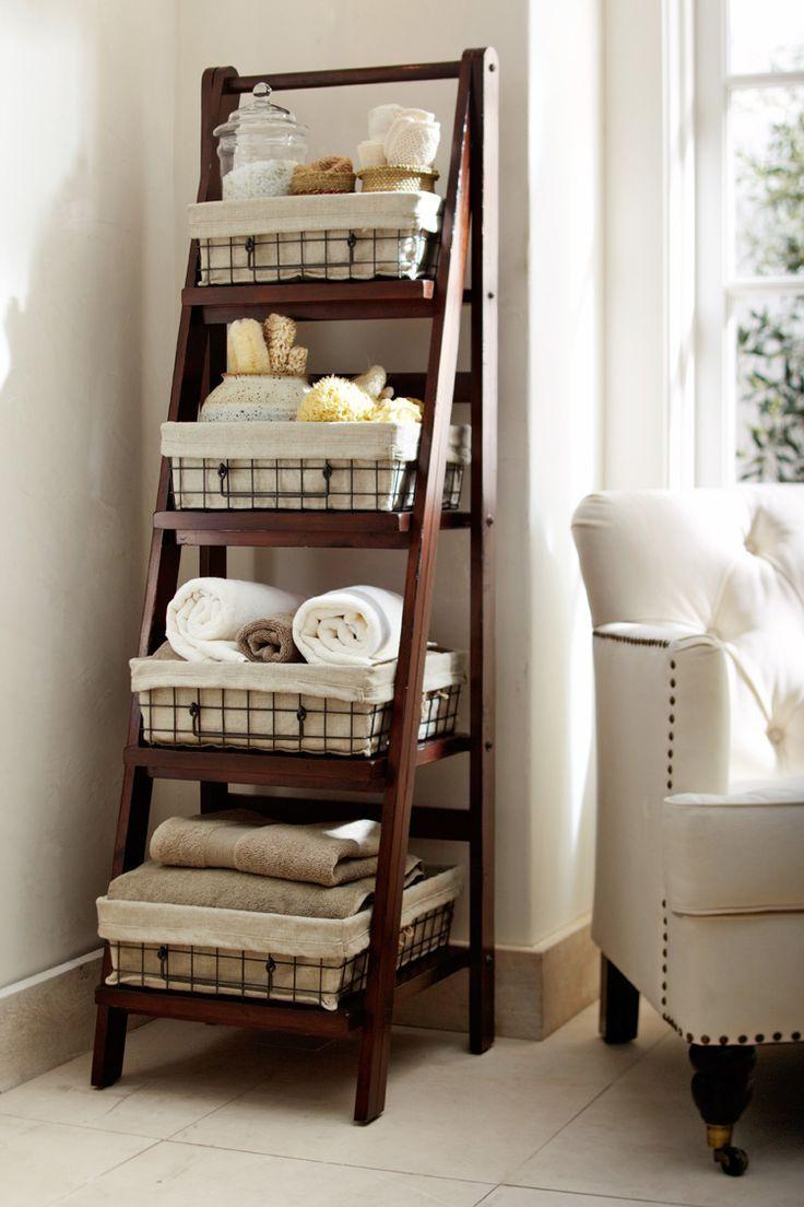 Starý rebrík - skvelá dekorácia :-) - Obrázok č. 15