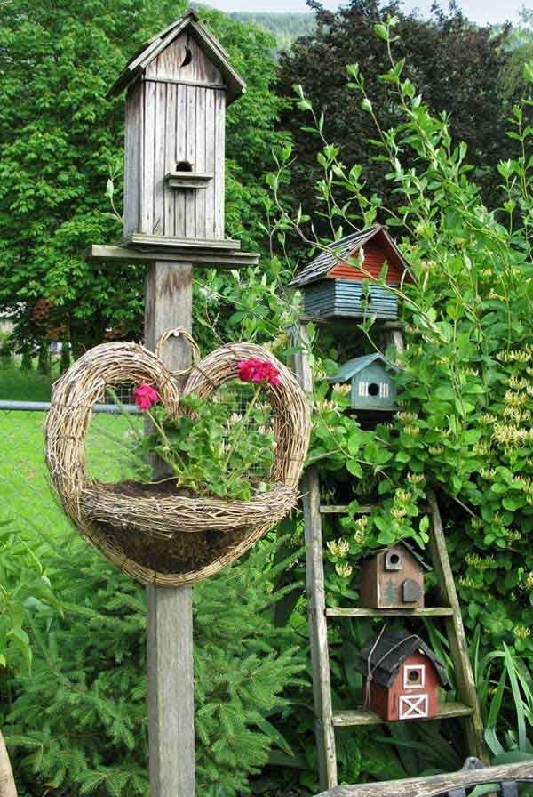 Starý rebrík - skvelá dekorácia :-) - Obrázok č. 18