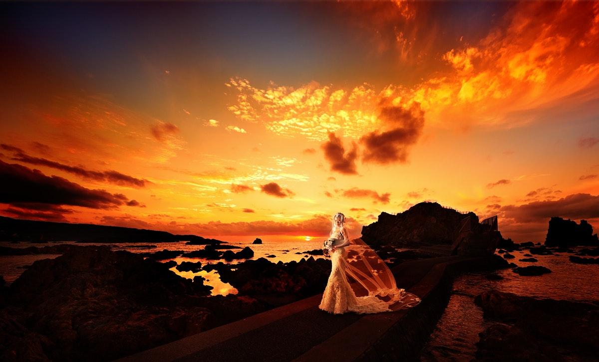 Svatební fotografie - World Photographic Cup 2019 - Masayuki Hasegawa (Japonsko)