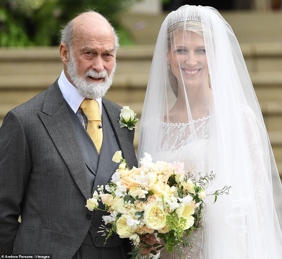 Královská svatba - Lady Gabriella Windsor a Thomas Kingston - Obrázek č. 6