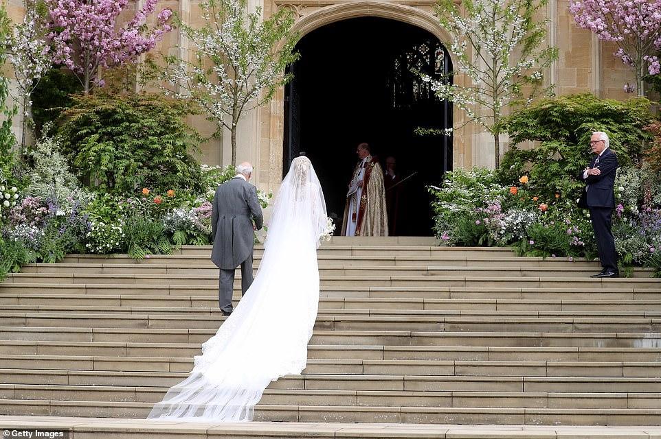 Královská svatba - Lady Gabriella Windsor a Thomas Kingston - Obrázek č. 10