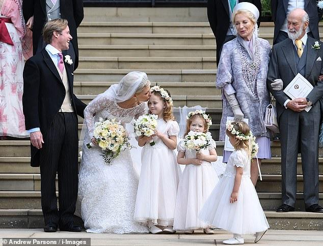 Královská svatba - Lady Gabriella Windsor a Thomas Kingston - Obrázek č. 20