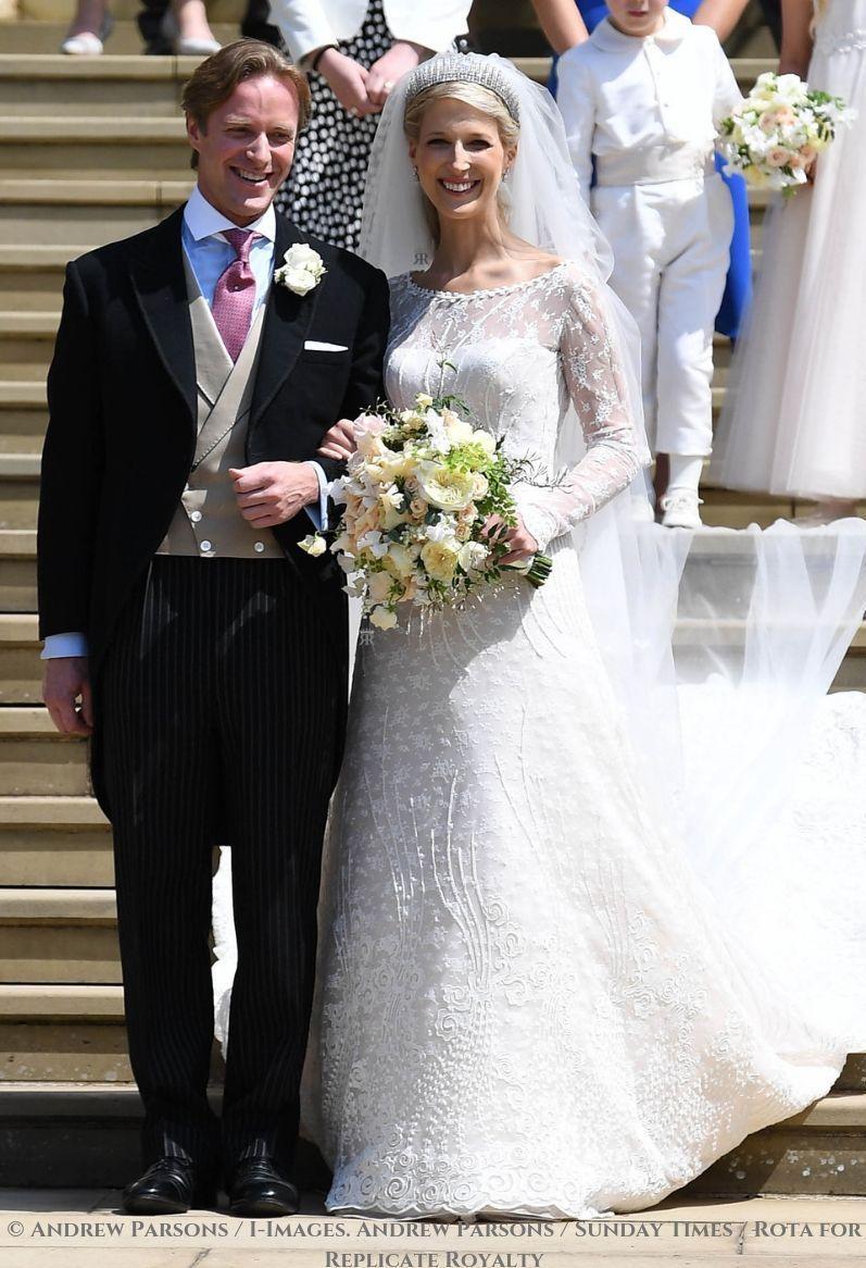 Královská svatba - Lady Gabriella Windsor a Thomas Kingston - Obrázek č. 21