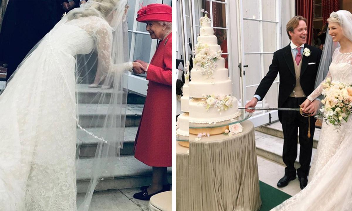 Královská svatba - Lady Gabriella Windsor a Thomas Kingston - Obrázek č. 25
