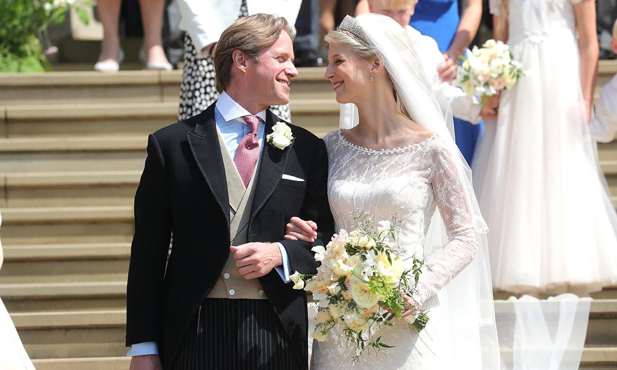 Královská svatba - Lady Gabriella Windsor a Thomas Kingston - Obrázek č. 1