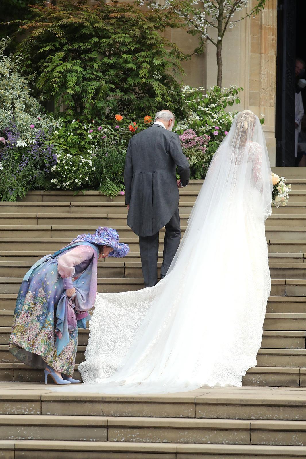 Královská svatba - Lady Gabriella Windsor a Thomas Kingston - Obrázek č. 7