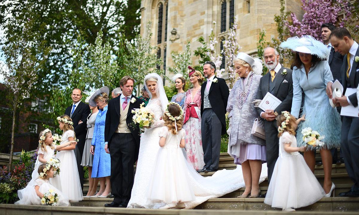 Královská svatba - Lady Gabriella Windsor a Thomas Kingston - Obrázek č. 17